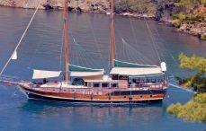 Gulet Charter maste